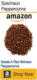 Szechaun Peppercorns
