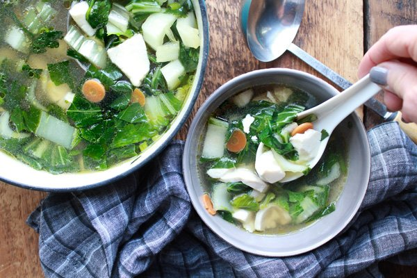 Thai Clear Soup